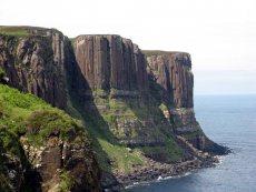 Kilt Rock na ostrově Skye