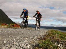 Dovolená na kole - Norsko