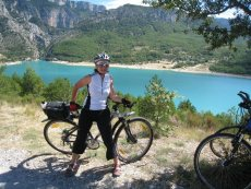 Dovolená na kole - Francie