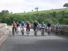 Anglie na kole - cyklisti