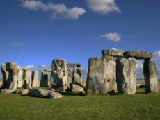 Anglie na kole - Stonehenge
