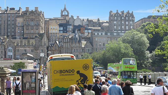 BONDO v Edinburghu