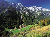 Dovolená na kole - Rakousko, Alpy