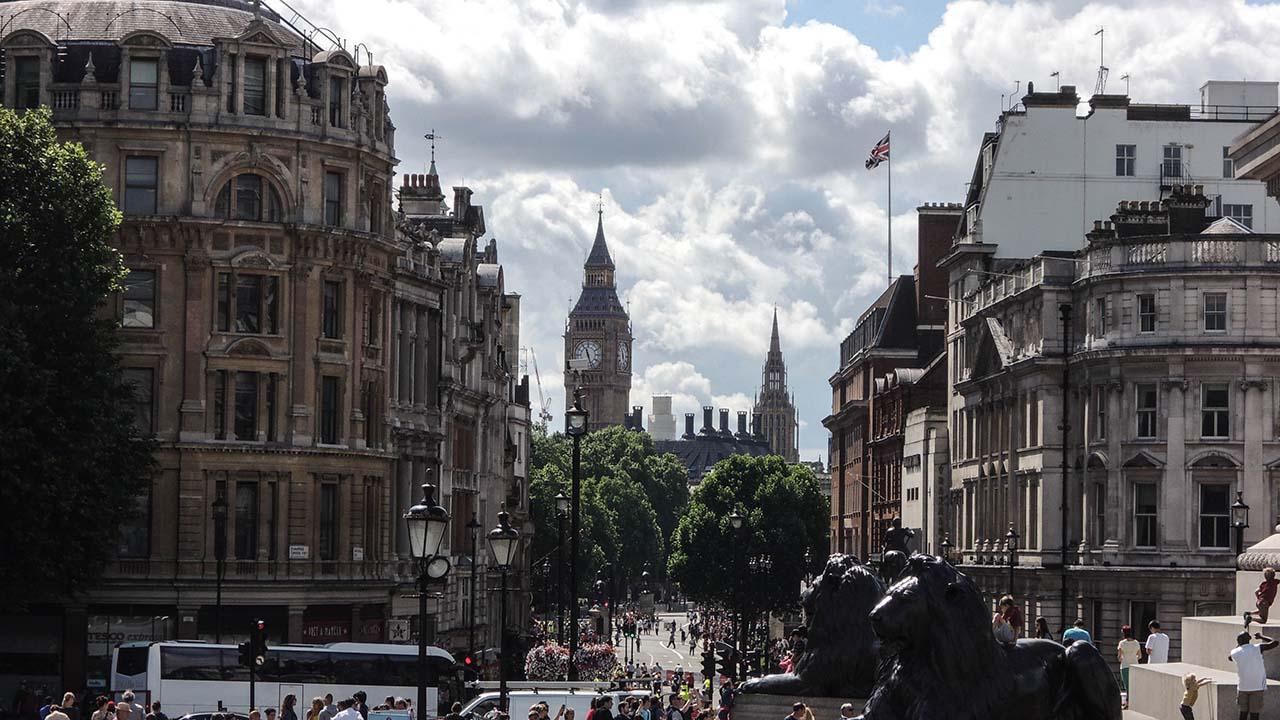 Big Ben - Londýn