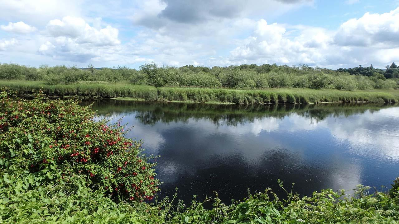 Řeka v krásním Beauly
