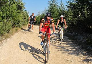 Provence na kole i pěšky