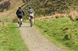 Dovolená na kole - Skotsko