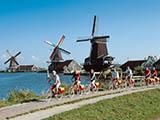 Dovolená na kole - Holandsko na kole