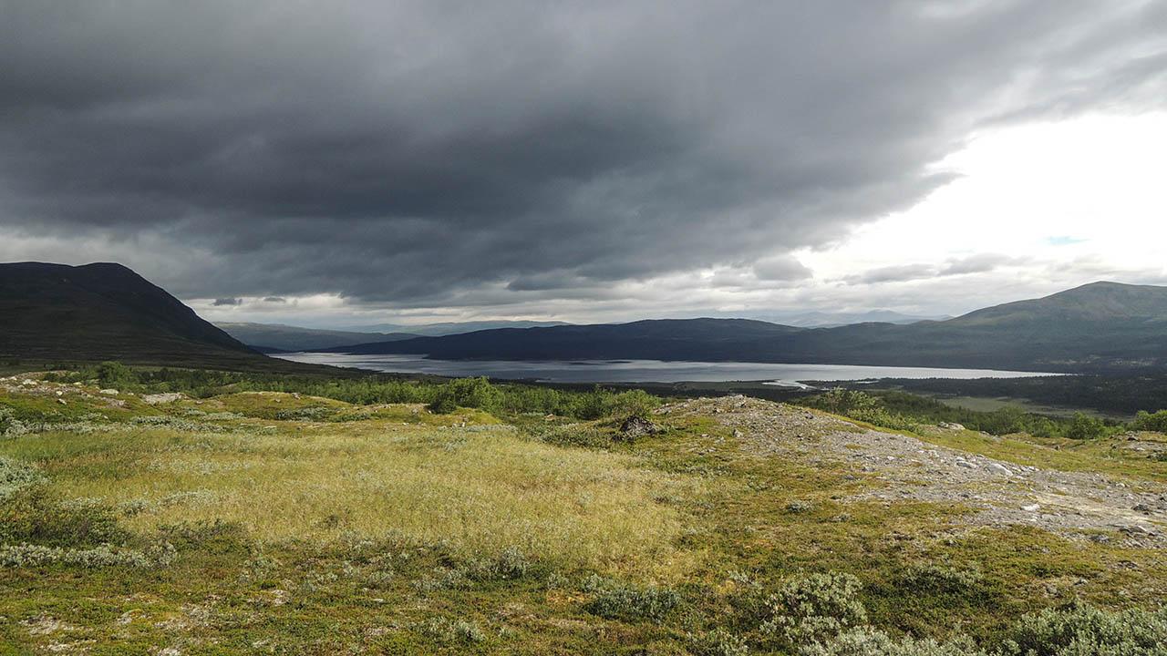 Jotunheimen výhled