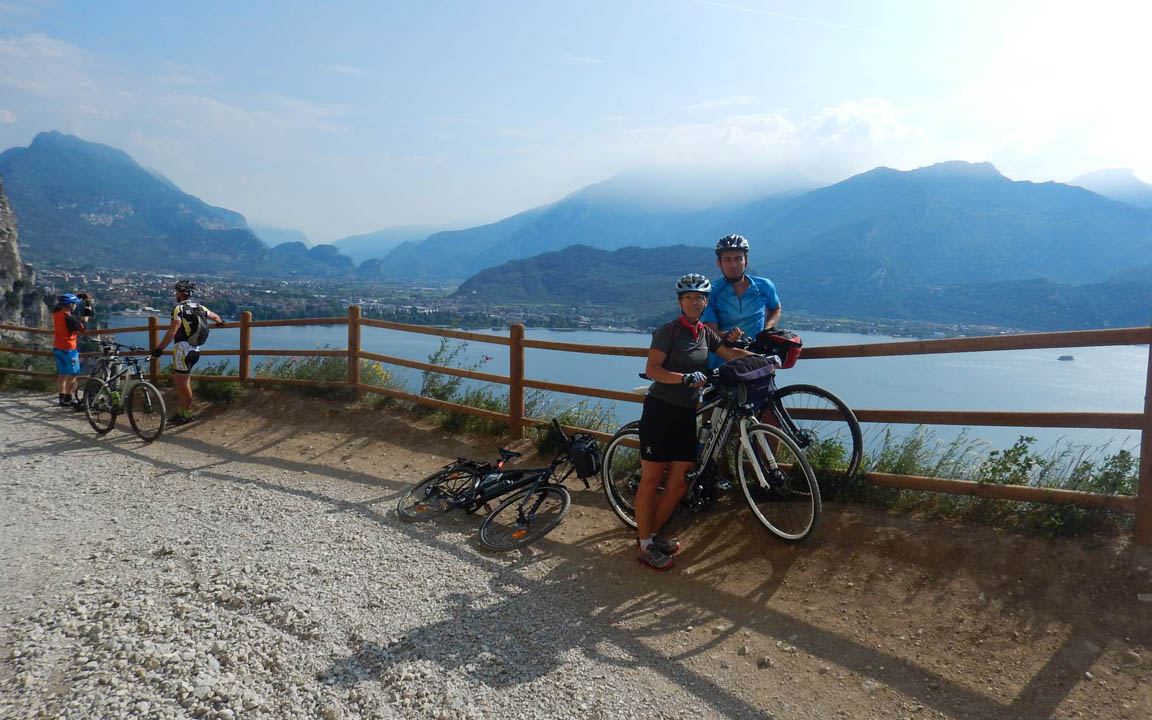 Kolem jezera Garda