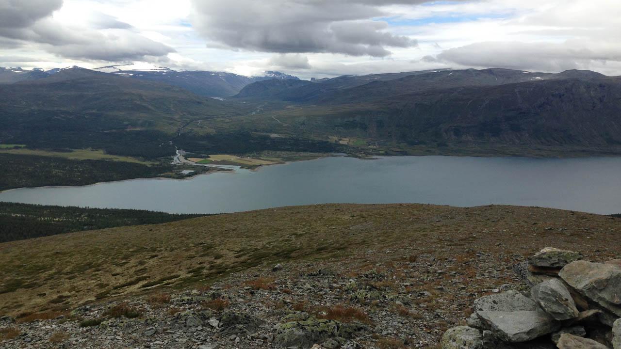 Náhorní jezera v Norsku