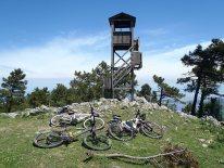 Elba na kole - pobřeží