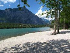 Pláž Lago di Garda