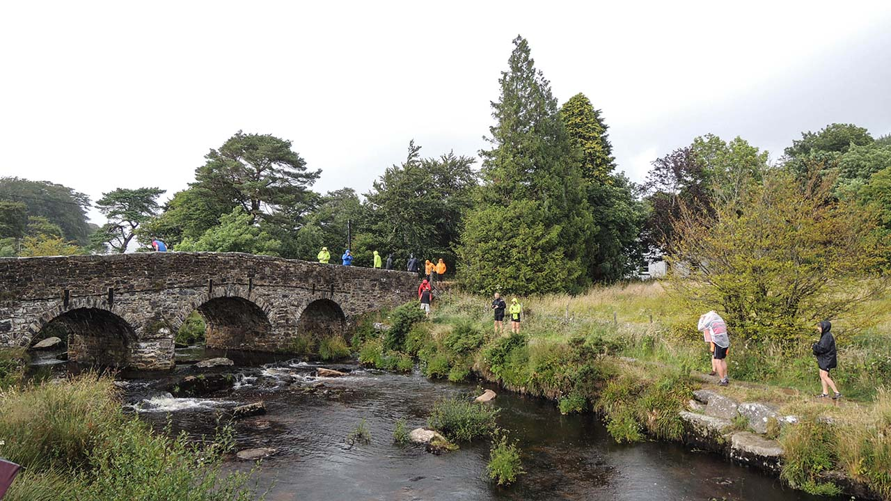 Two Bridges v Dartmooru