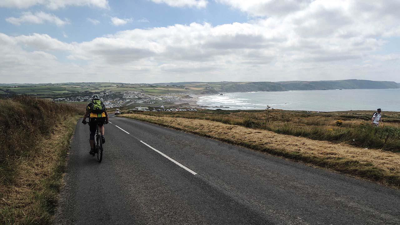 Pobřeží Cornwallu