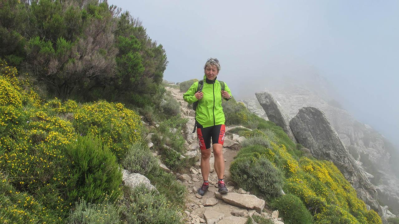 Výstup na Monte Capanne