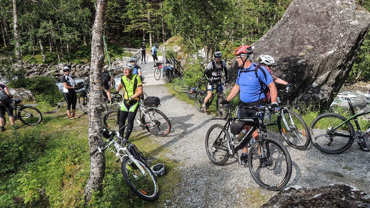 Norsko na kole - trollí cesta