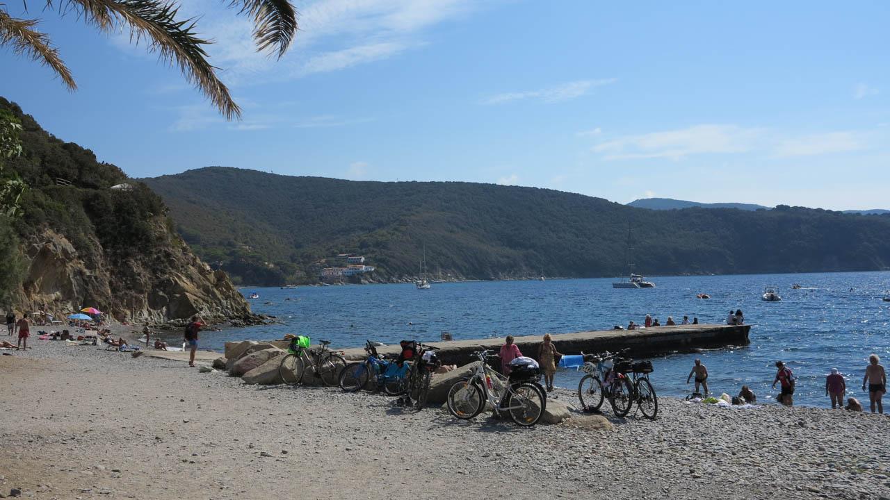 Pláž poloostrov Enfola