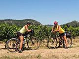 Francie na kole
