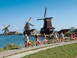 Cyklozájezdy Holandsko