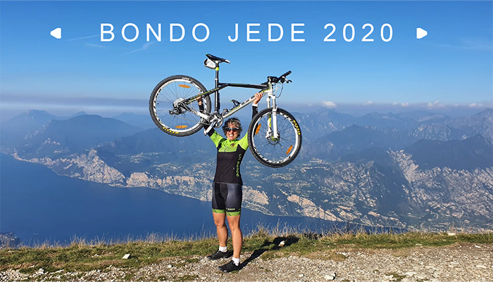 Cyklozájezdy 2020