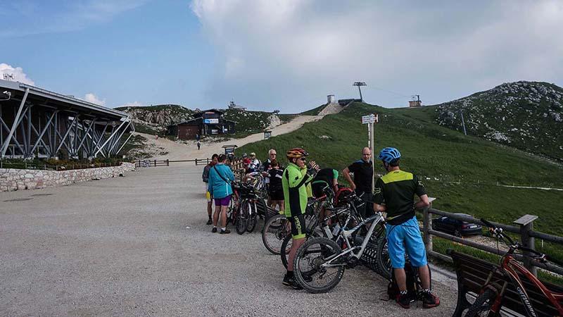 Lanovka na Monte Baldo