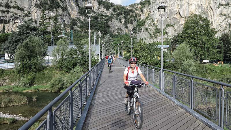 Most - Lago di Garda