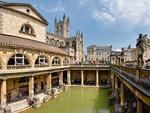 Bath římské lázně
