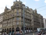 Jenners - nejstarší obchodním dům ve Skotsku