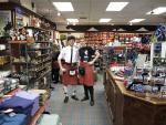 Prodejna skotských suvenýrů