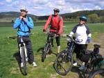 Cyklozájezdy 2016 – Šumava na kole: Boubínsko