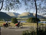 Skotsko na kole - cyklistika
