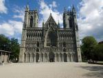 Trondheim katedrála
