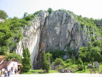 Maďarsko na kole: Termální lázně Bukové hory