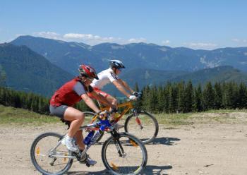 Vysoké Taury na kole