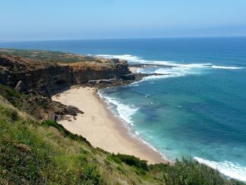 Portugalsko na kole: Azurová jízda