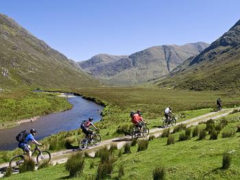 Skotsko na kole: Od Highlands až po Skye