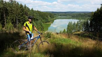 Cykloputování Šumava a Česká Kanada