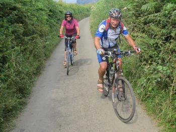 Anglie na kole: Po stopách krále Artuše